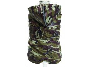 Croci Obleček Military jezevčík (Velikost výrobku 54)