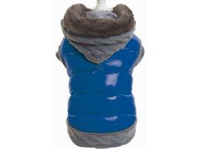 CROCI Double obleček pro psy mix modrý (Velikost výrobku 45)