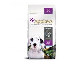 Applaws granule Dog Puppy Large Breed Kuře