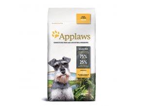 Applaws granule Dog Senior Kuře