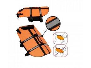 Croci Záchranná/plovací vesta pro psy (Velikost výrobku XL 45cm)
