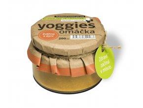 Yoggies Omacka pro psy Zverinova s dyni 200ml