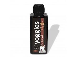 Yoggies Lněný olej pro psy a kočky