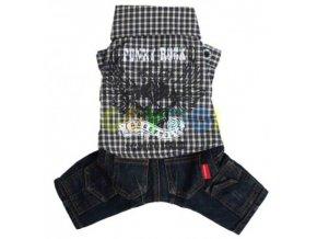 kalhoty s kosili doggydolly punky (1)
