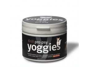 yoggies krill pro psy 200g