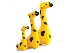 Hračka Beco Family EKO Žirafa George M 26 cm
