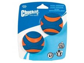 vyr 42238883 1 micek ultra squeaker ball med 6 5 cm 2 na karte