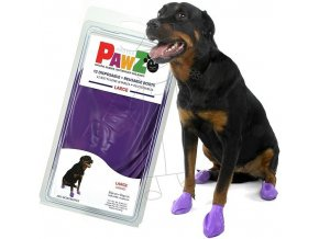 pawz waterproof rubber dog boots small 12ct 15 (1)