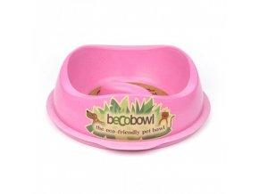 Miska pro psa BecoBowl SlowFeed pink EKO 1903202018303387991