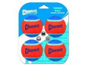 22205 chuckit micky tenisove medium 6 5 cm 4 na karte