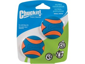 22208 chuckit micek ultra squeaker ball small 5 cm 2 na karte