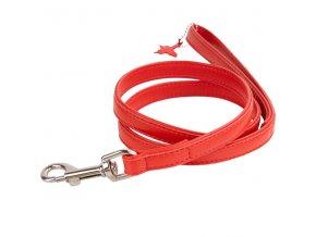 collar voditko ploche red