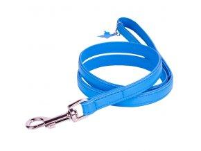 collar voditko ploche blue
