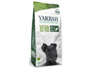 23252 yarrah bio vegan krmivo pro psy s baobabem a kokosovym olejem 10kg