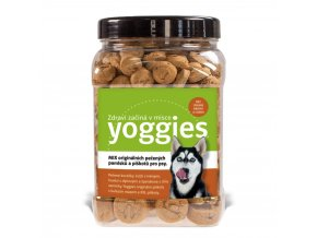 yoggies mix pecenych pamlsku 650g