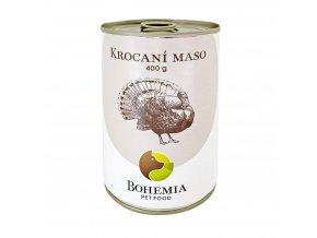 Bohemia Pet Food Krocaní maso ve vlastní šťávě (Váha 800 g)