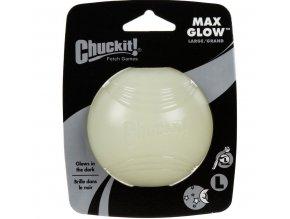 24878 chuckit glow large micek 7 5 cm svitici