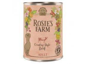 96198 pla rosie sfarm adult beef 400g 6