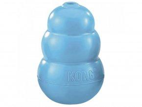25385 kong puppy hracka pro stenata m 8 5 cm modra