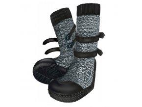 26450 trixie chodici ponozky ochrana pacek protiskluzove l xl 2 ks