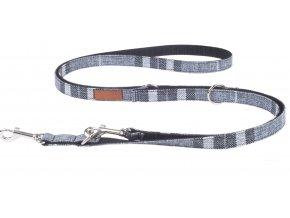 amiplay London Adjustable leash 6in1 Gray