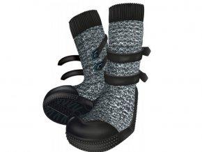 26579 trixie chodici ponozky ochrana pacek protiskluzove m l 2 ks