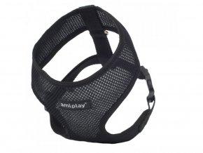 28765 amiplay harness scou postroj s 28 x 33 48 cm cerny