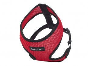 02. Harness Scout Air Red 02 768x576