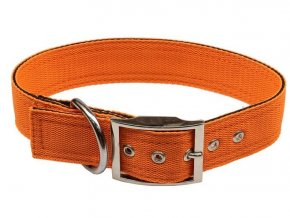 106076 obojek nylon oranzovy b f 4 0 x 50 cm