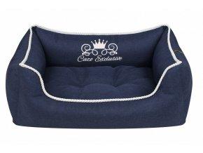 L1002 2 pelech pre psa Royal modra modrá