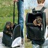 20876 1 trixie taska elegance tbag na koleckach 36x50x27cm