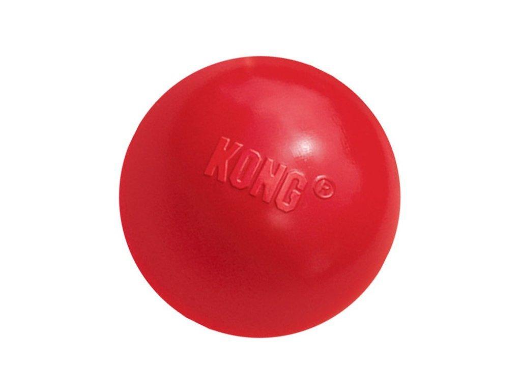 5433 kong ball m l odolny gumovy micek 10cm