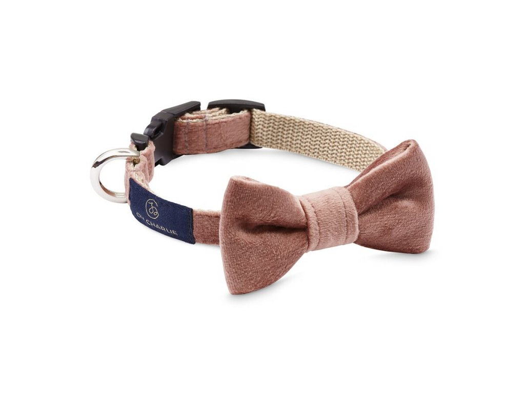 Bow tie Glam pink