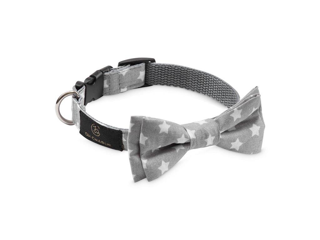 Bow tie Street grey