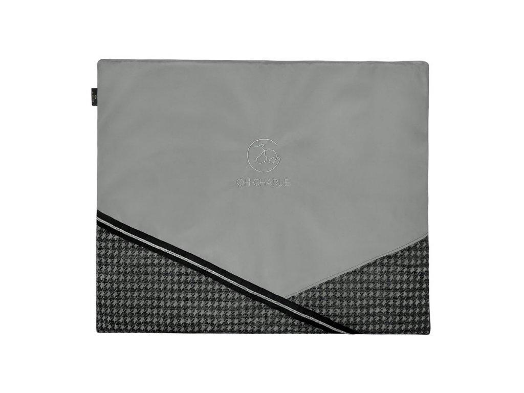 TravelMat Prestiege grey