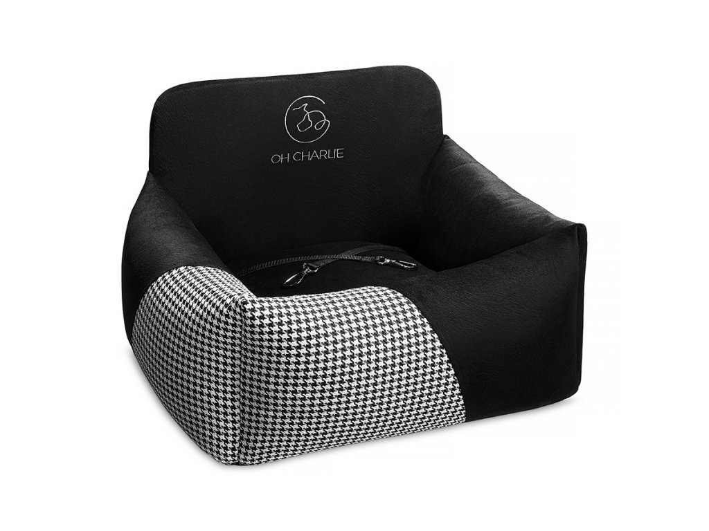 Carseat FInessaDouble black