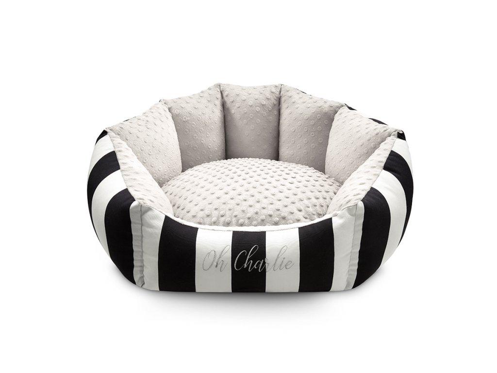 Bed Lisbon black