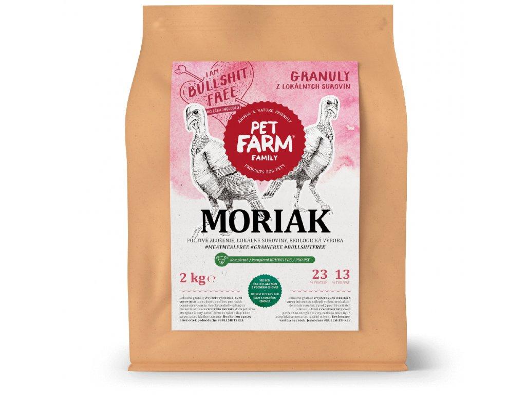 Moriak - Granule