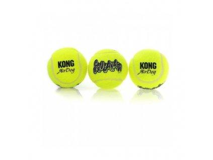 Kong Squeakair míčky 3 cm