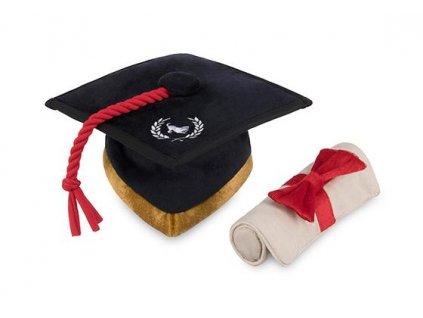 hracka cepice a diplom