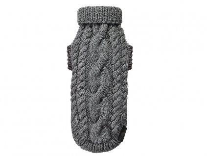 293 3 sedy pleteny svetr precious pro psa i kocku