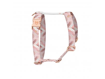 hharness pinkmarble