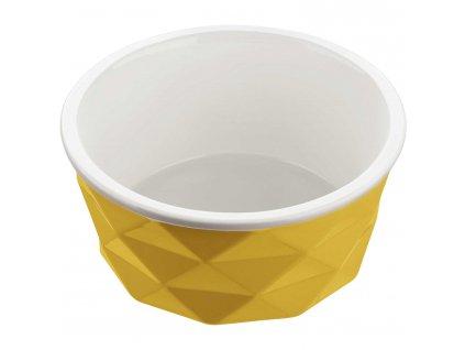 Keramická miska Hunter Eiby žlutá