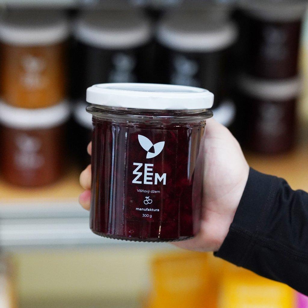 Višňový džem ZEZEM 300 g