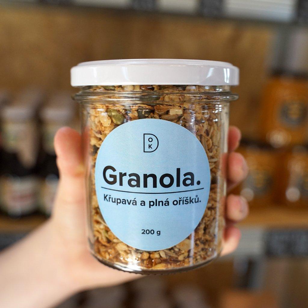Naše granola 200g