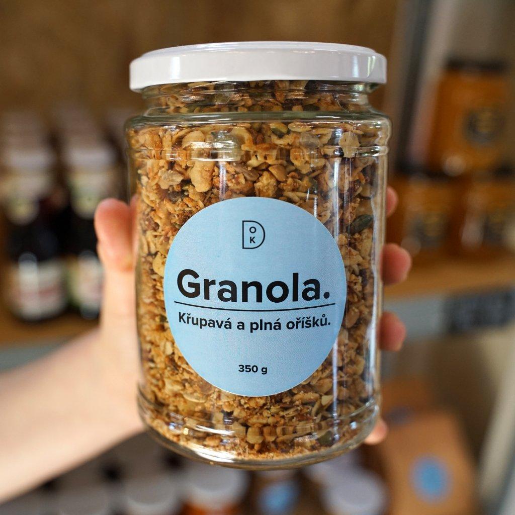Naše granola 350g