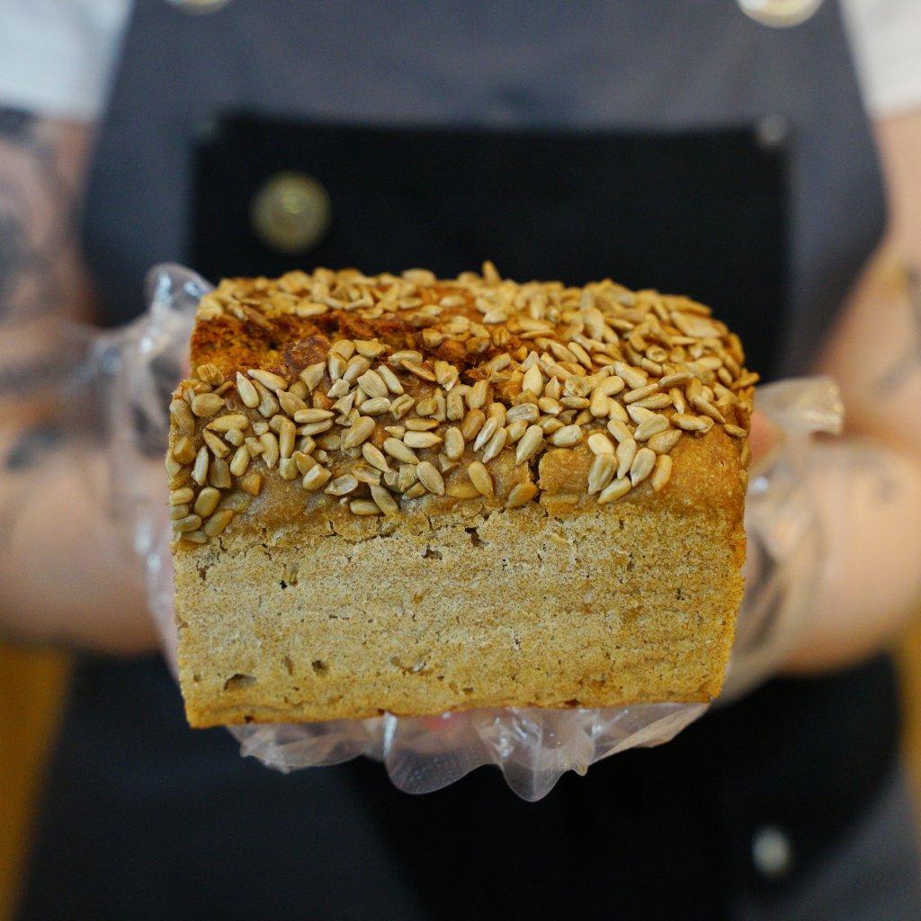 100% BIO žitný chléb DOK 1/2 500g