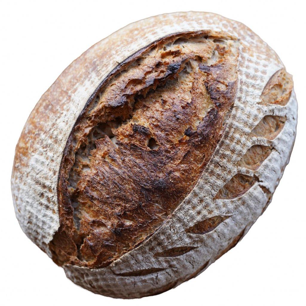 Kváskový chléb DOK –  1000g