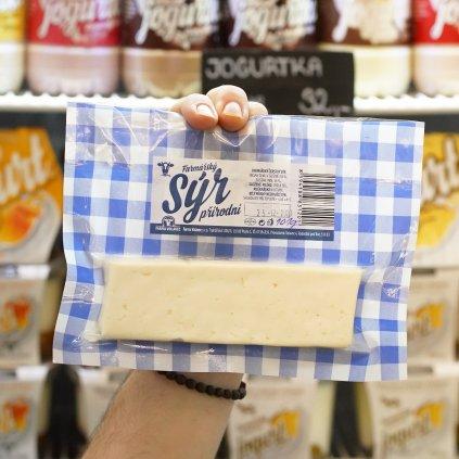 Čerstvý sýr z farmy Volavec 100g