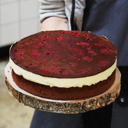 Míša dort.
